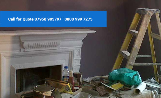 Commercial Plastering